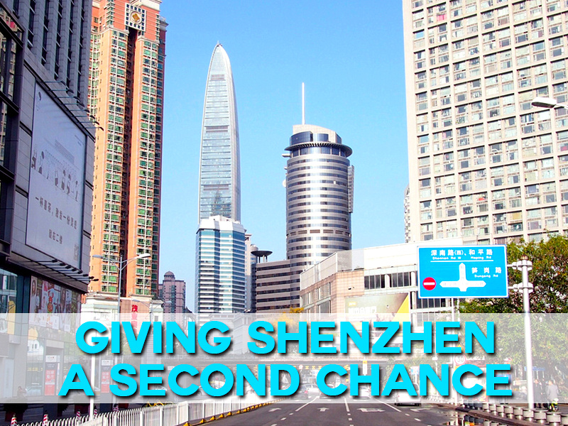 Giving Shenzhen a second chance