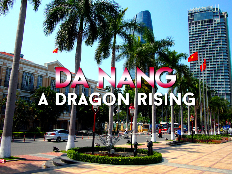 Da Nang - A dragon rising