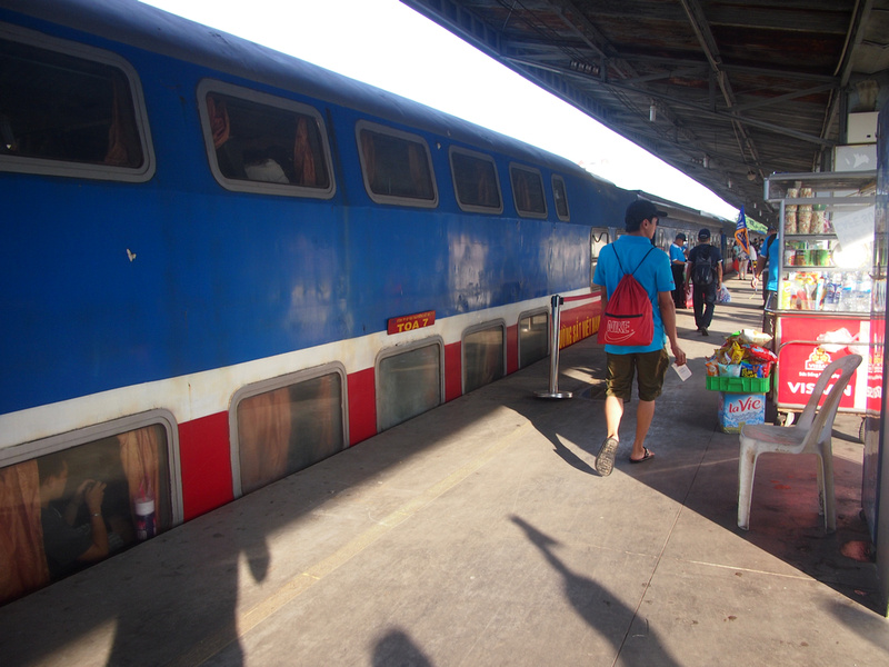 Saigon to Phan Thiet train