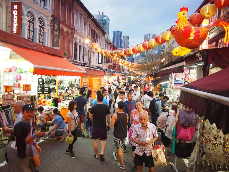 Pagoda Street Market
