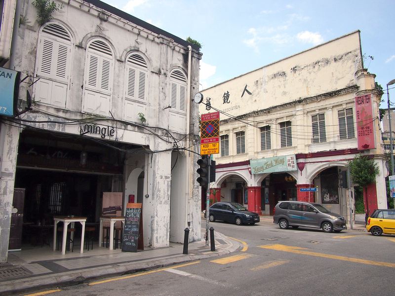 The regeneration of the Chinatown/Heritage Quarter of Kuala Lumpur