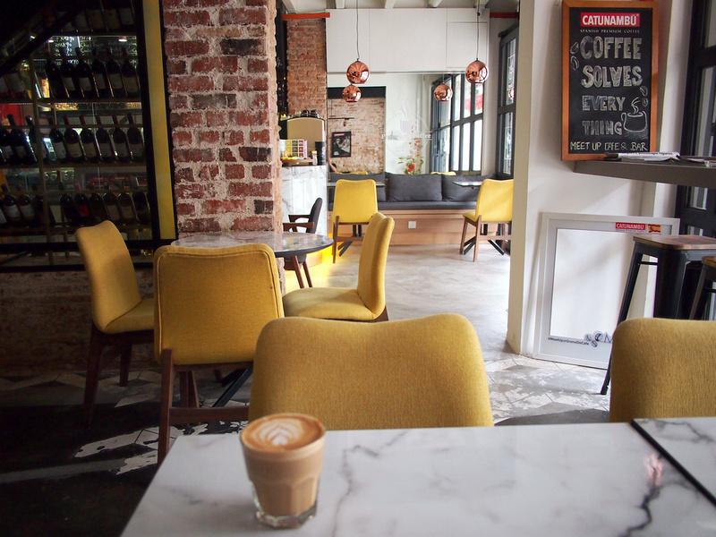 Meet Up Cafe