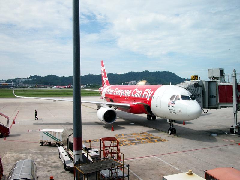 AirAsia at Penang