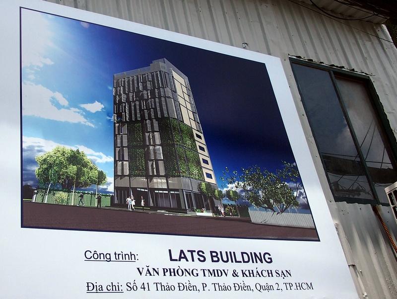 Lats Building