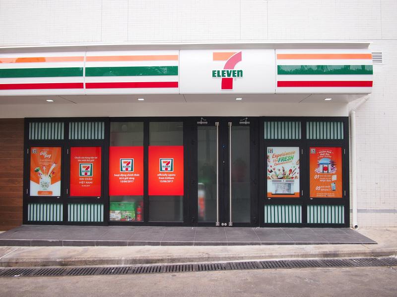 7-Eleven Saigon