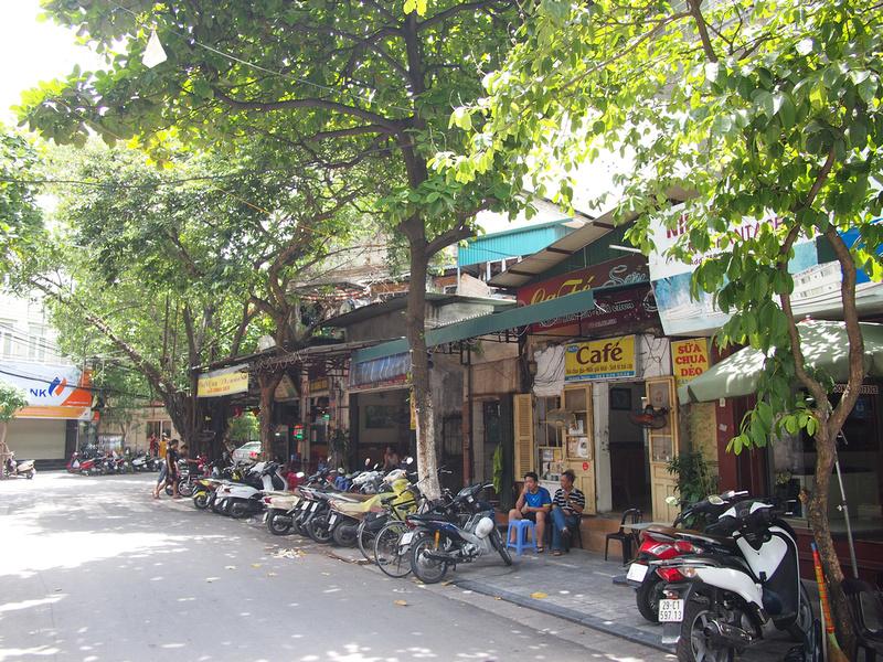 Hang Non Street