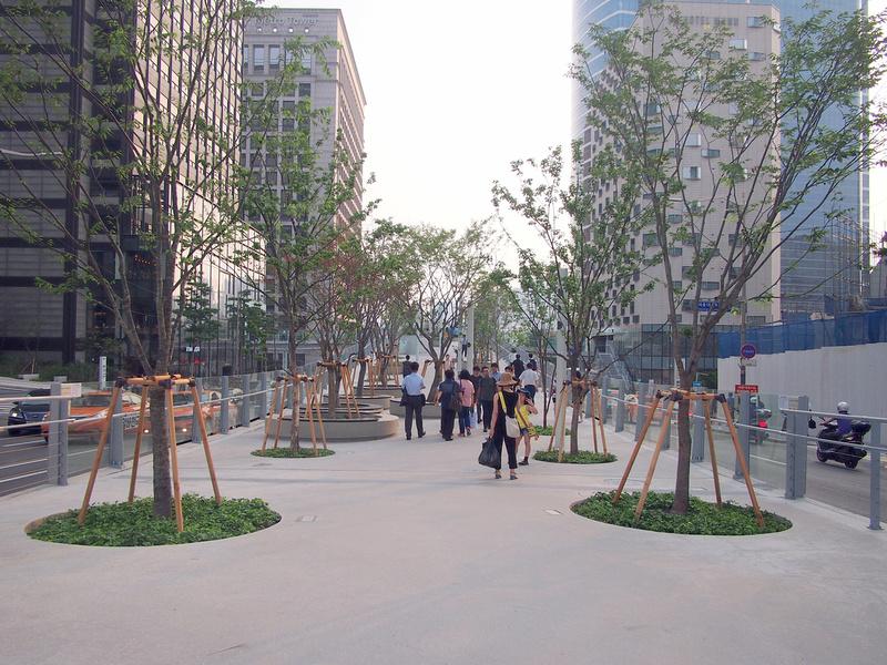 Seoullo Trees