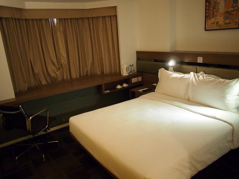 Travelodge Kowloon room