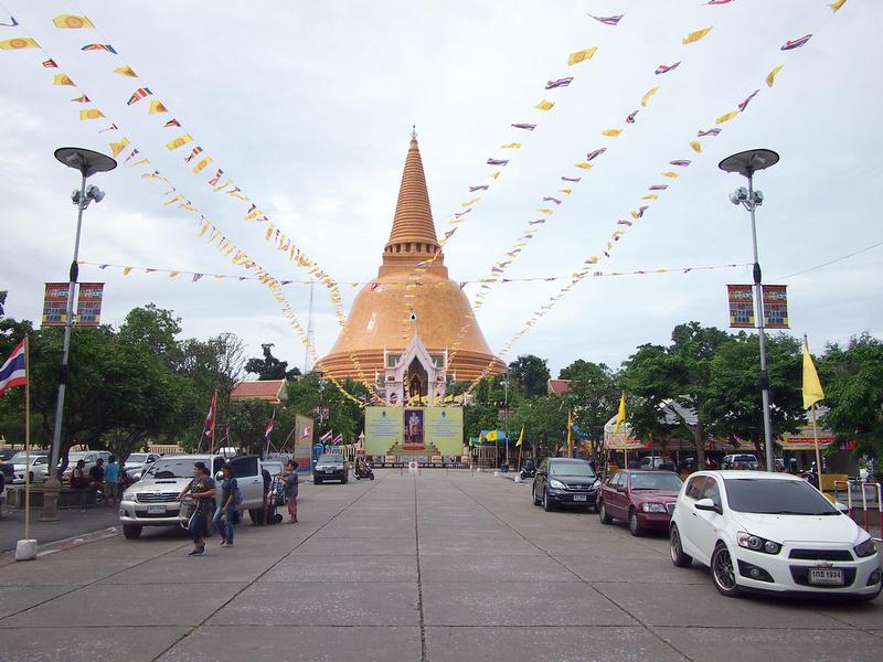 Nakhon Pathom chedi