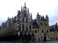 City Hall, Mechelen - Belgium.
