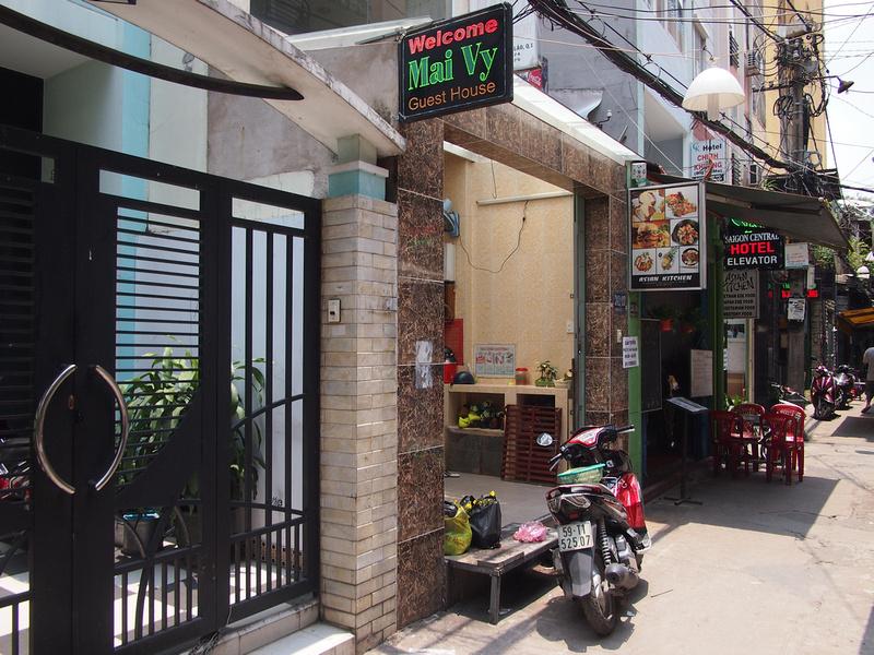 Mai Vy Guest House, Ho Chi Minh City