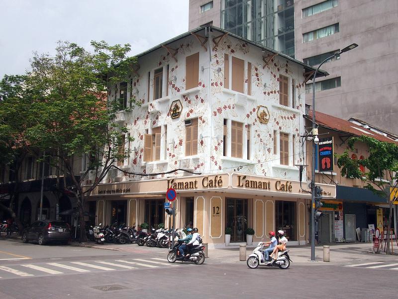 L'amant Cafe