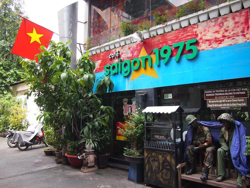 Cafe Saigon 1975