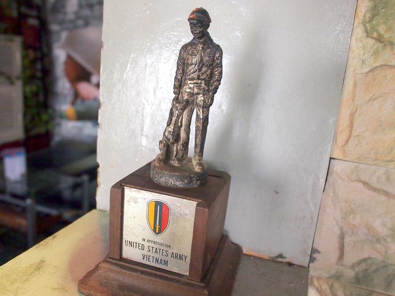 In appreciation United States Army