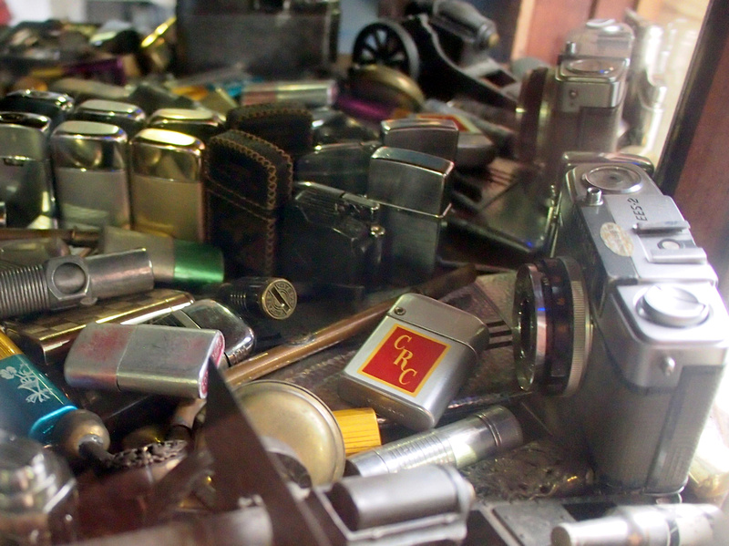 Old lighters