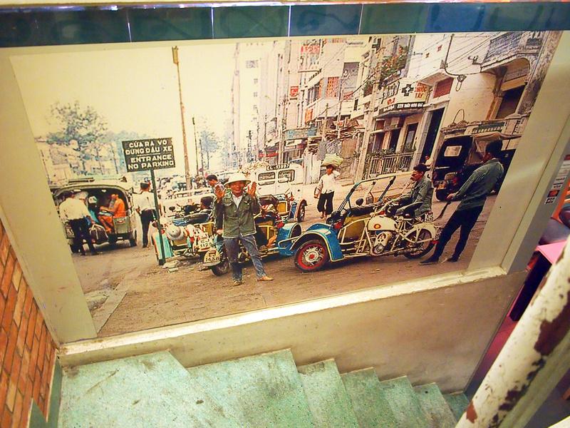 Old Saigon photo