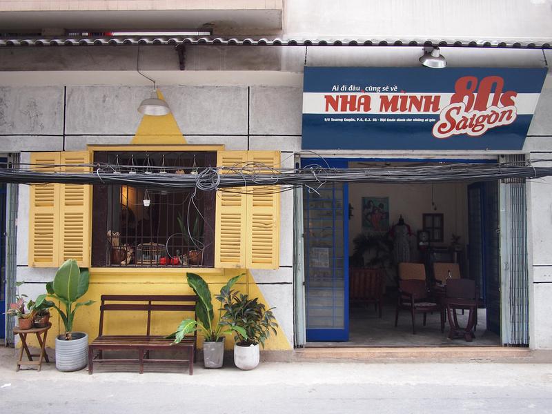 Cafe Nha Minh