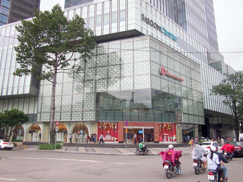 Takashimaya Saigon