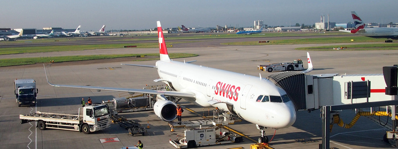 SWISS at LHR