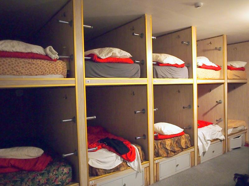 HostelsVilnius pods