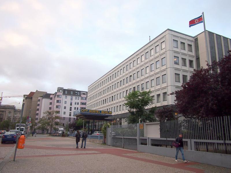 North Korean Embassy