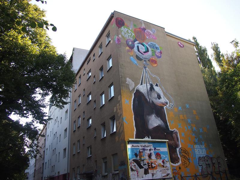 Panda - Berlin