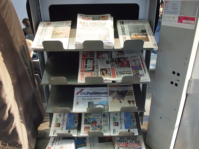 Free newspapers