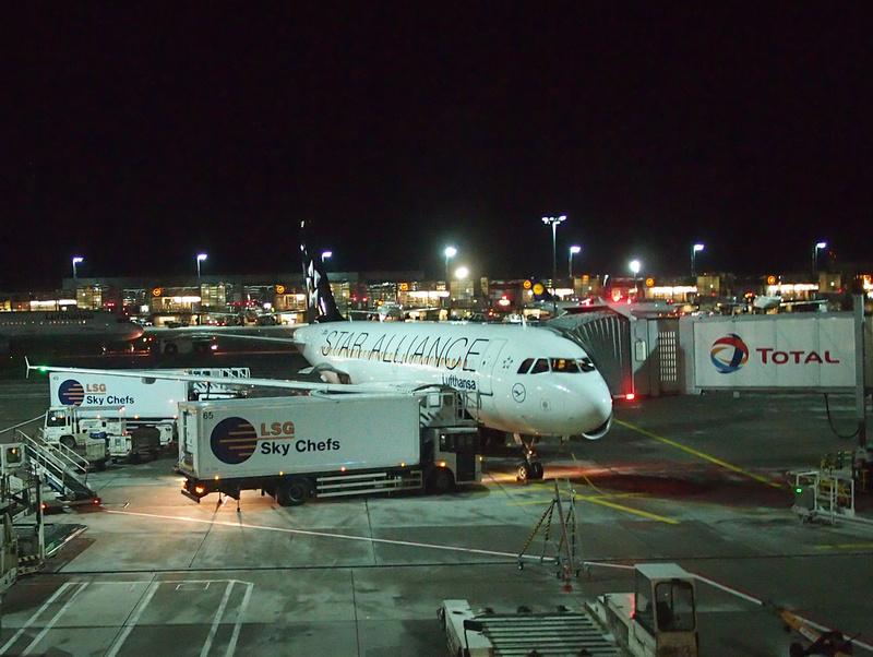 Star Alliance Lufthansa at FRA