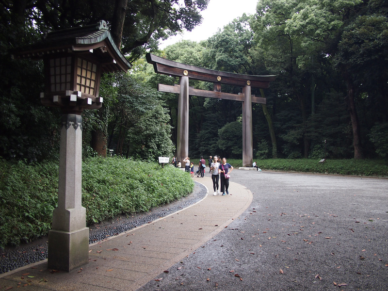 Grand Shrine gate