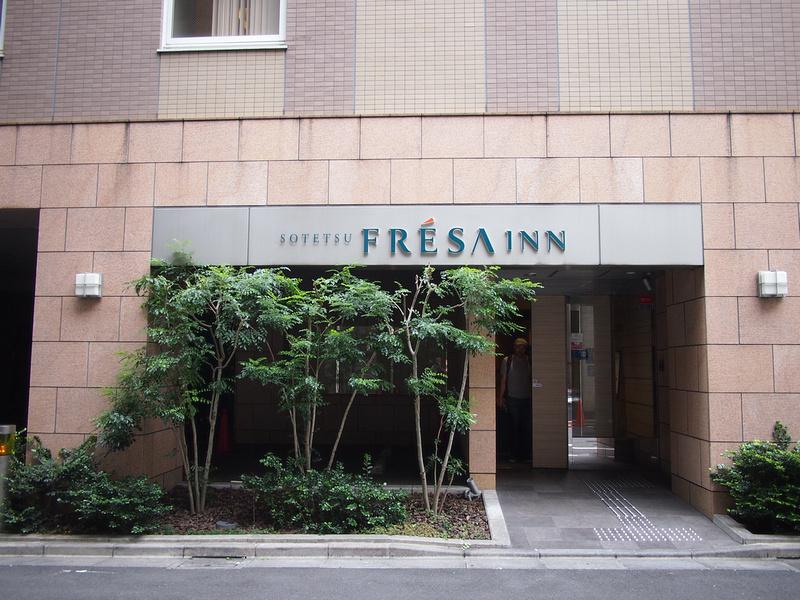 Sotetsu Fresa Inn, Tokyo