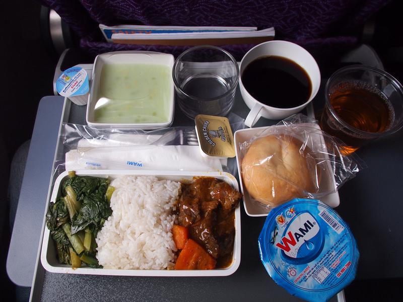 Flight Review: Singapore Airlines – Saigon to Sydney via Singapore
