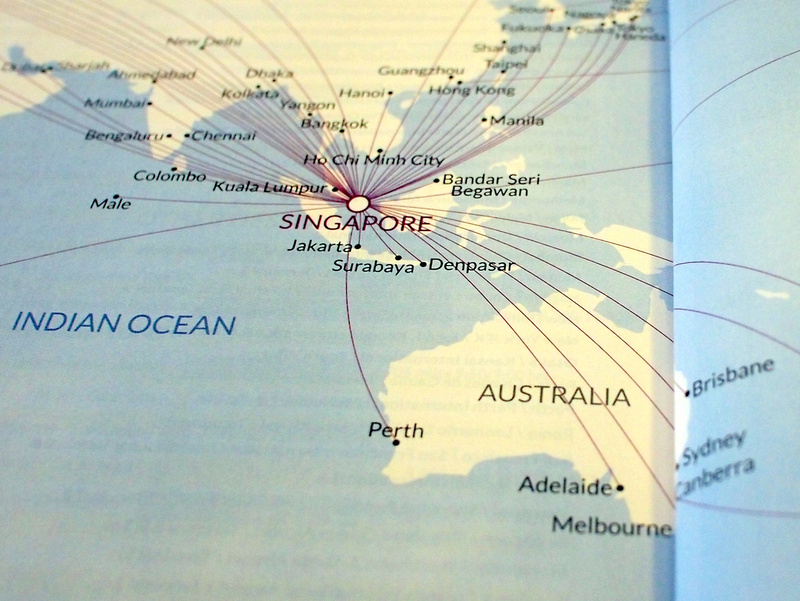 Singapore Airlines flight review: Sydney to Saigon with a free ...