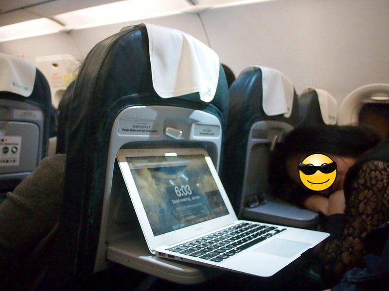 Seat tray