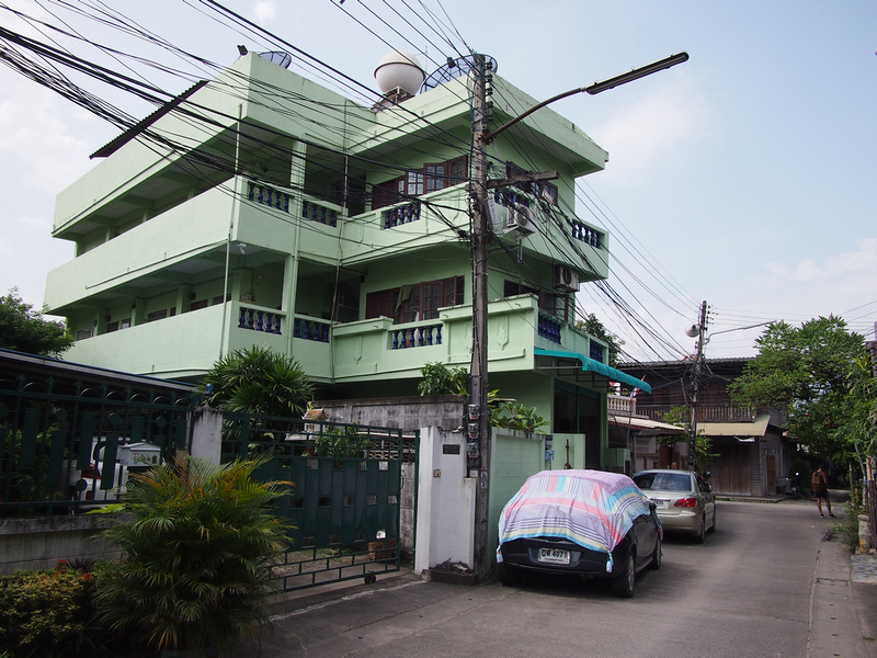 The Green House - Chiang Mai