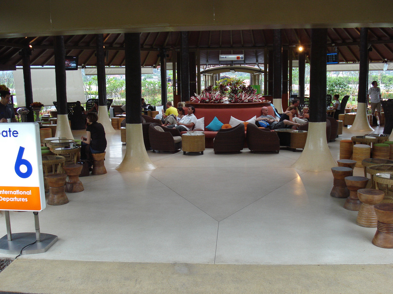 Samui Airport Lounge