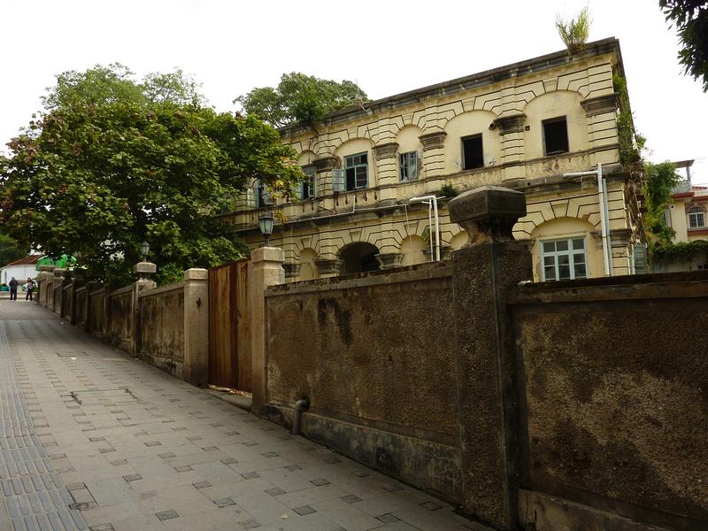 Gulangyu laneway