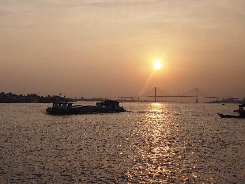 Promoting Mekong Delta tourism through cargo boat travel