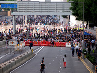 Occupy Central Protests - 2014