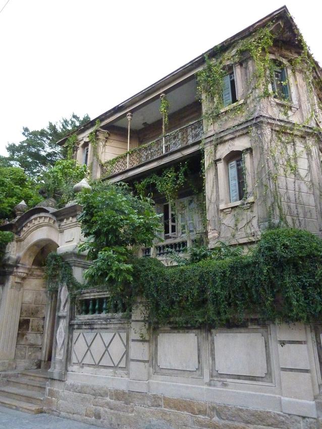 Mansion house - Gulangyu