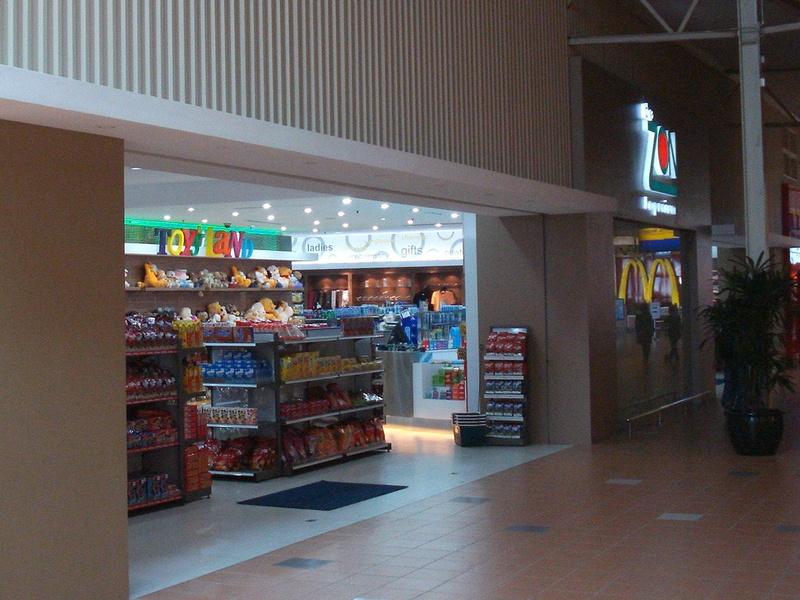 LCCT Supermarket