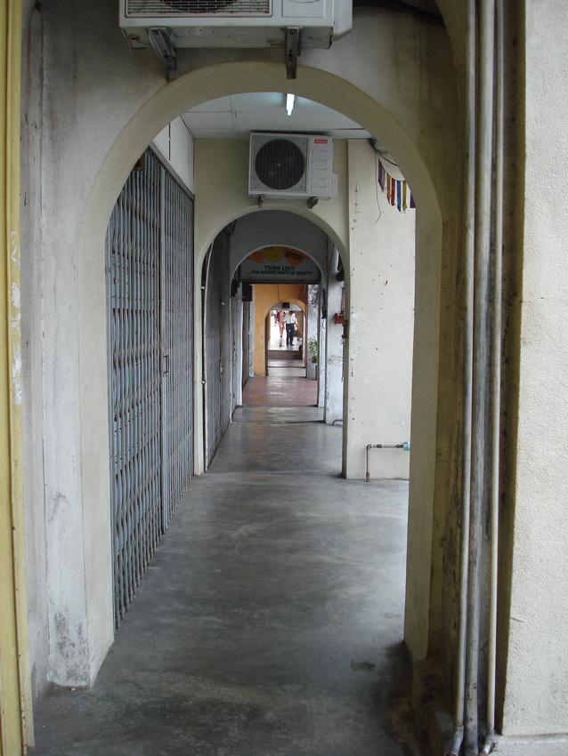 Georgetown Covered Walkway