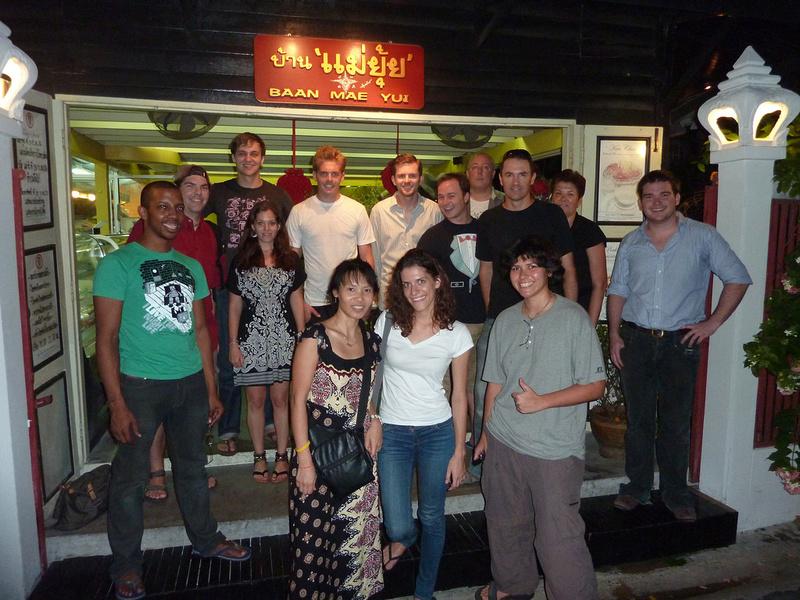 Art Of Nonconformity - Bangkok 2010 Meetup