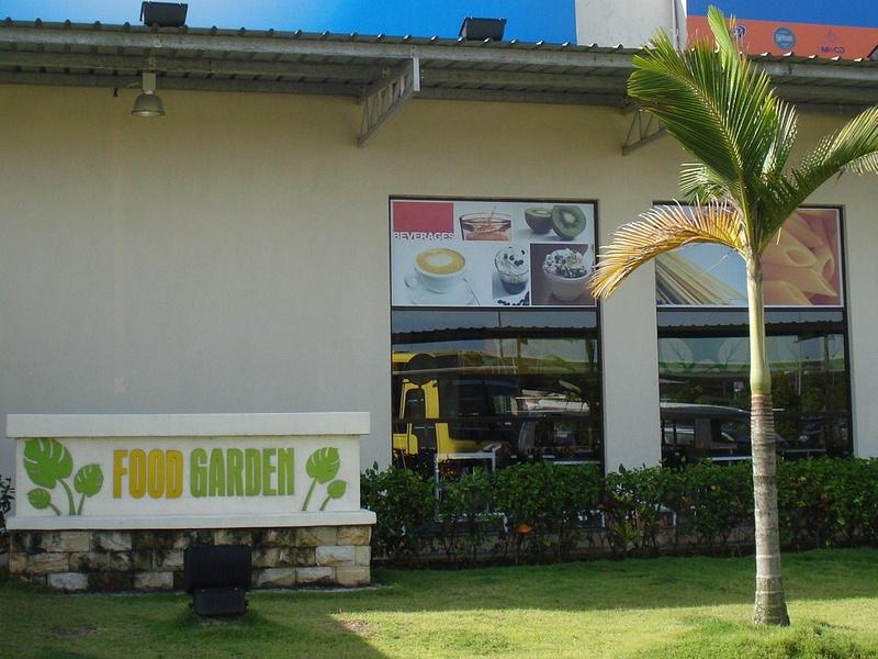 Food Garden food court