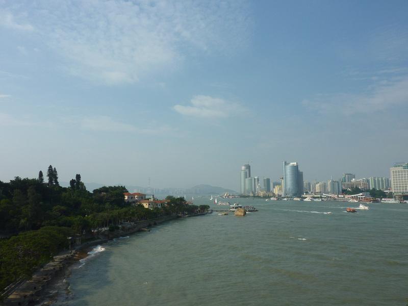 Gulangyu and Xiamen