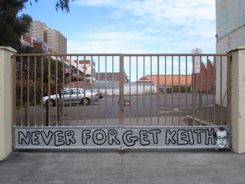 Never Forget Keith