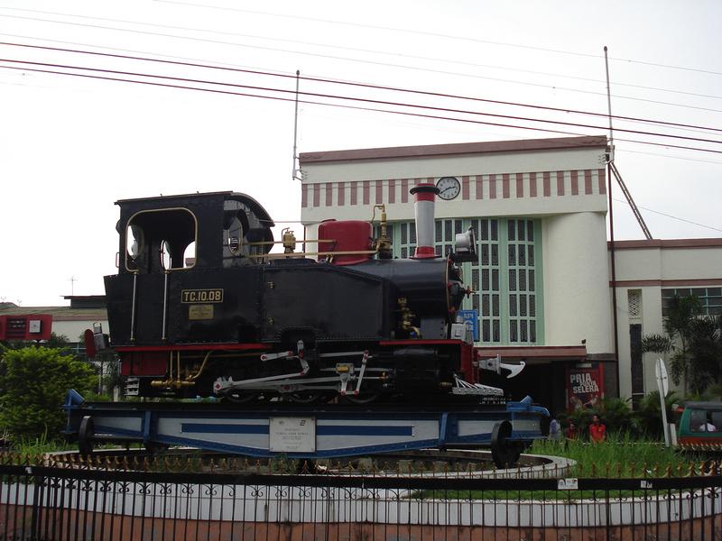 Bandun Station - Java