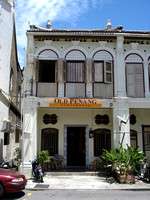 Old Penang Guesthouse, Georgetown, Penang - Malaysia.