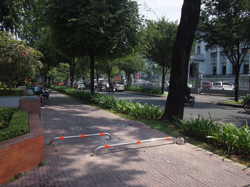 Bike barrier