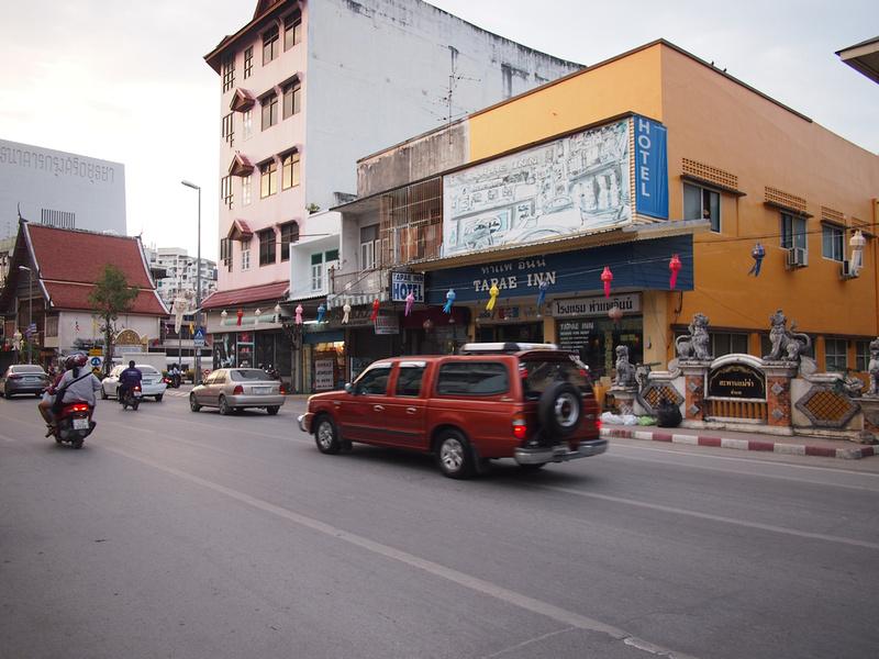 Tapae Gate Road