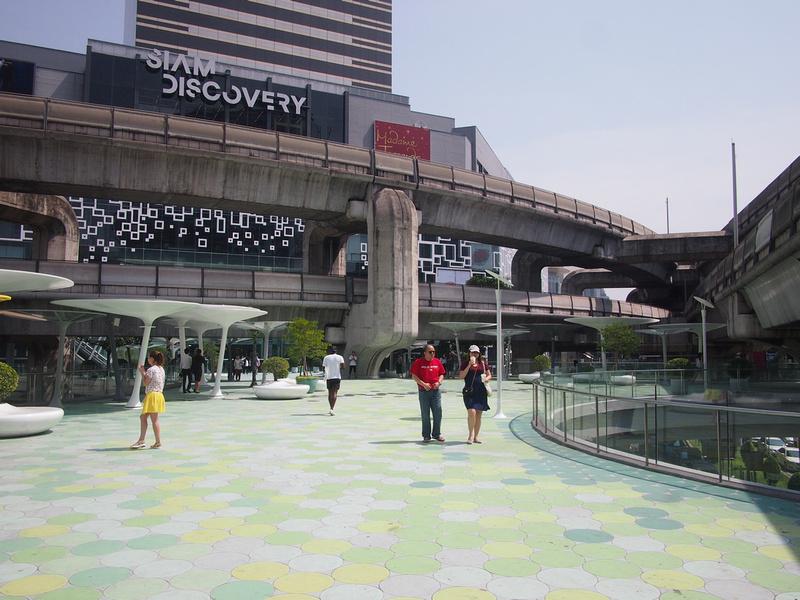 Siam walkway